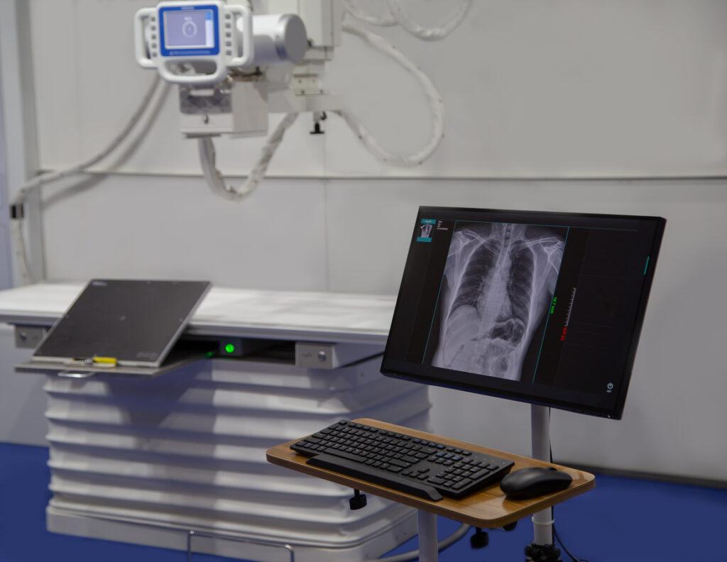 Equipo de Radiografía Digital Puerto Rico