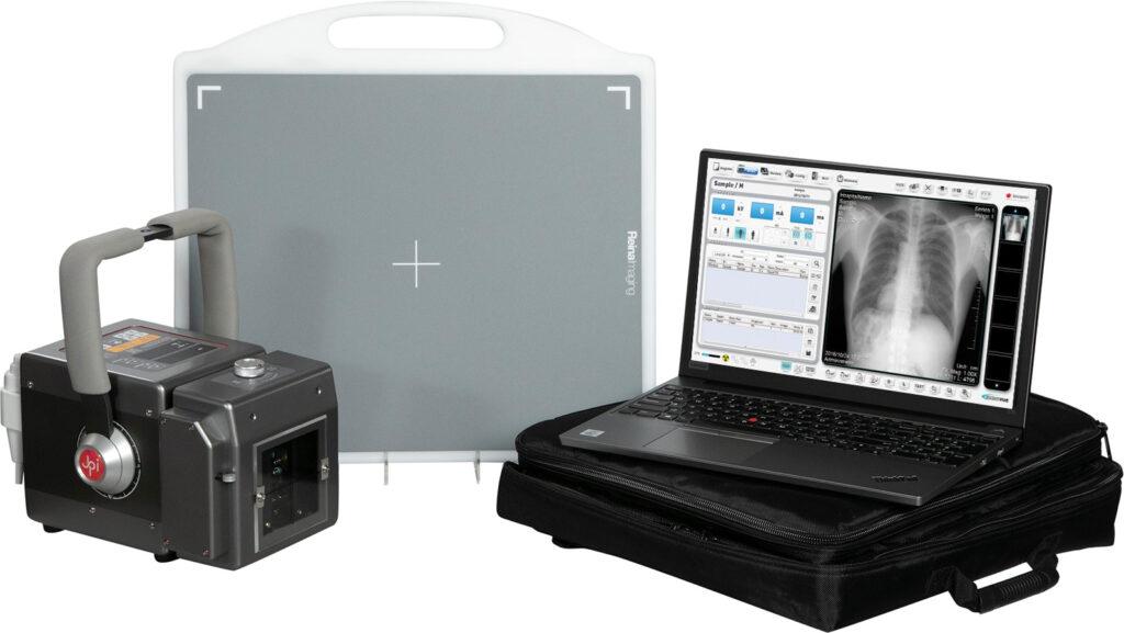 CubeX Vet DR Package